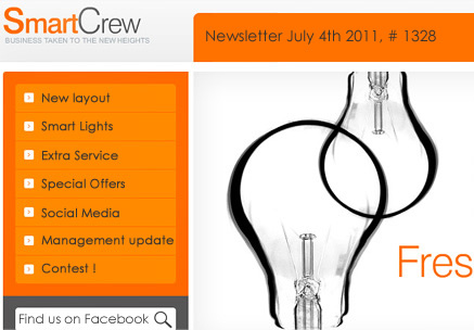 AutoCrew Nieuwsbrief